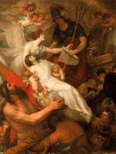 The Immortality of Nelson, 1807