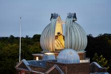 Great Equatorial telescope at the Royal Observatory Greenwich