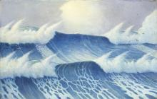 Image of Seascape by John Everett