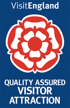 A Visit England Quality Assured Visitor Attraction