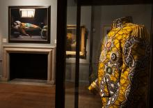 Yinka Shonibare exhibition at the Queen's House Greenwich