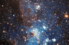 Star-Forming Region LH95 in the Large Magellanic Cloud