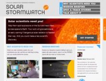 Solar Stormwatch screenshot