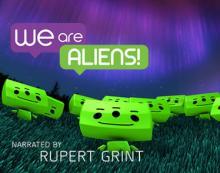 We Are Aliens!