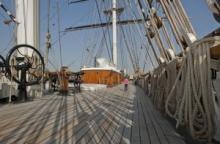 Cutty Sark main deck © National Maritime Museum, London