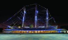 Cutty Sark dressed overall
