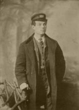 James Weston, Cutty Sark apprentice © Cutty Sark Trust