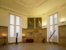 Octagon Room at Flamsteed House