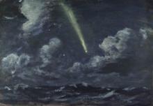John Everett, A Comet, BHC1986.