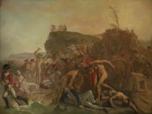 Death of Captain James Cook National Maritime Museum