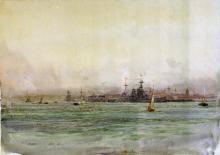 HMS Hood National Maritime Musuem