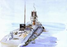 U-Boat National Maritime Museum collection