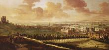 Vorstermann, Greenwich and London from One Tree Hill, about 1680, BHC1808