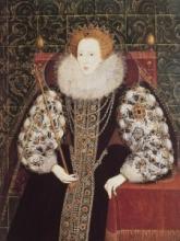 Elizabeth I was born in Greenwich Palace