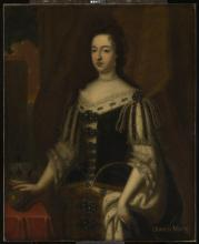 Queen Mary II is responsible for the look of the Old Royal Naval College BHC2853