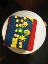 The Trafalgar Coat inspired cake