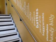 Caird Library Staircase
