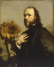 Oli painting of Sir Kenelm Digby, 1603-65