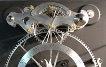 Burgess Clock B at the Royal Observatory, Greenwich