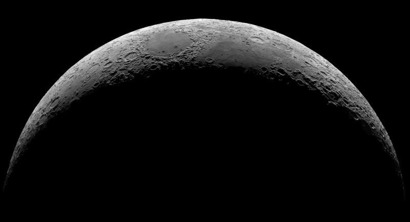 Arch of Selene (I Saw the Whole of the Moon) © Bud Martin Budzynski