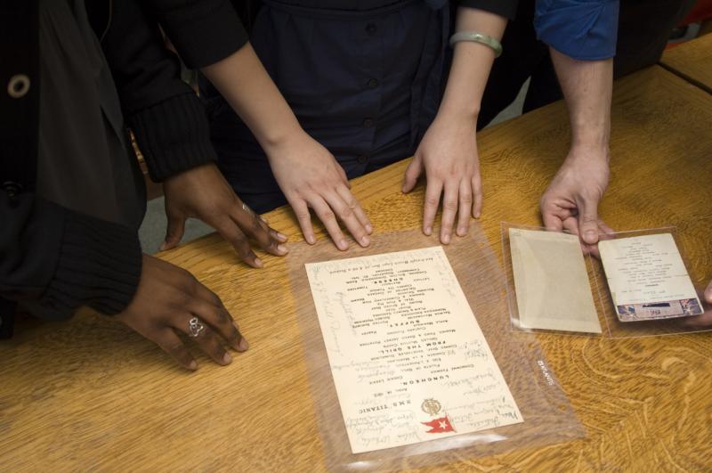 investigating manuscripts