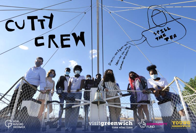 Spill The Tea: A Cutty Crew Takeover poster