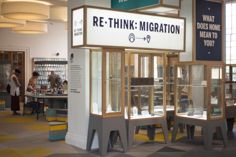 Image of the Rethink Gallery