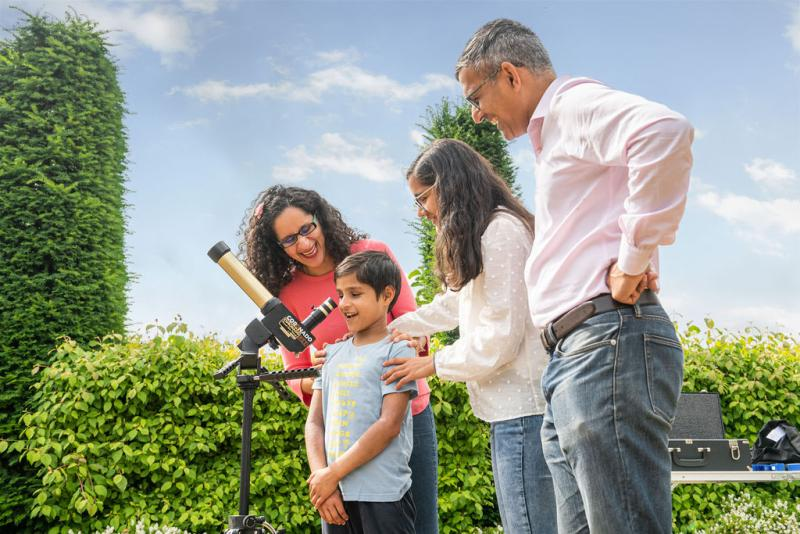 Royal Observatory science demos