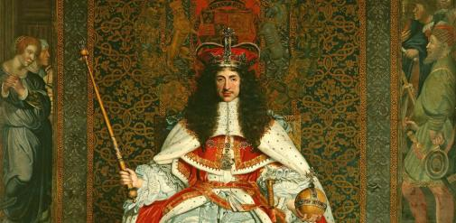 An image for 'Charles II orders a royal commission '