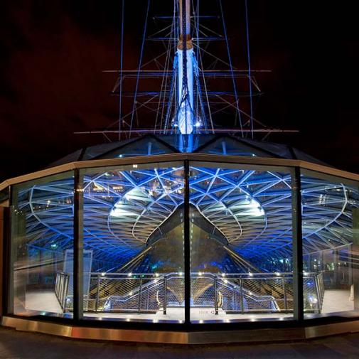 An image for 'How old isCutty Sark?'