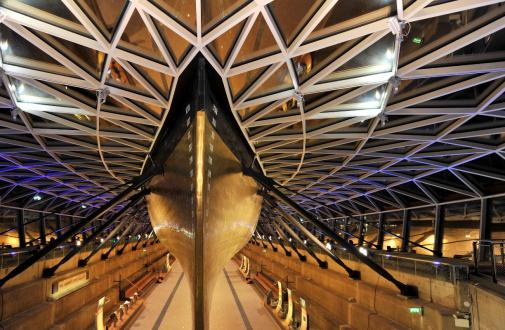 An image for 'In brief: the story of Cutty Sark'
