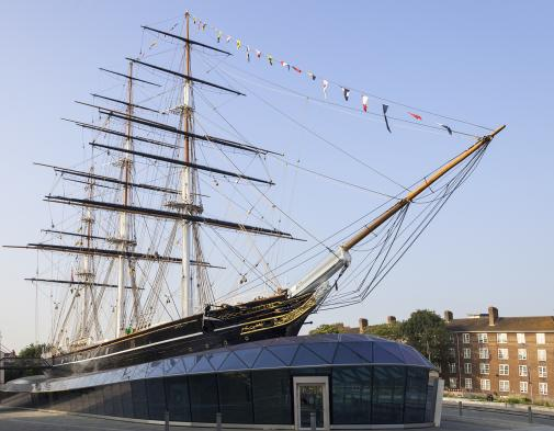 An image for 'Where wasCutty Sarkbuilt?'