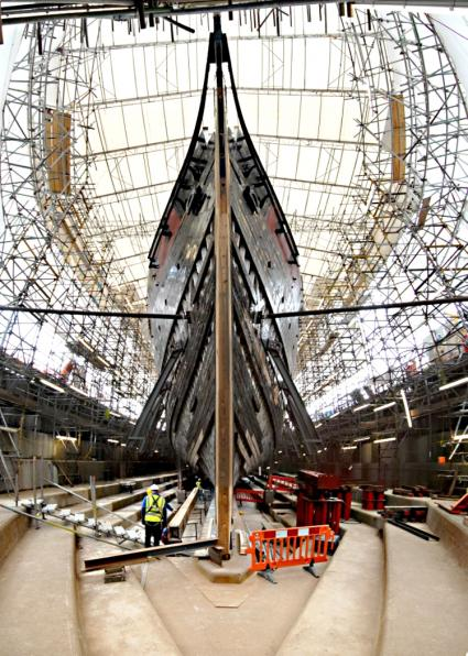 An image for 'Why has Cutty Sark survived?'